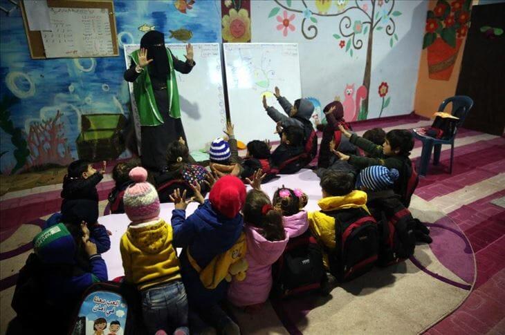 """thumbs b c be1b9d8480fb08d80b6737e2e5f02d11 - """"الإغاثة التركية"""".. طوق نجاة لأطفال الحرب في سوريا"""
