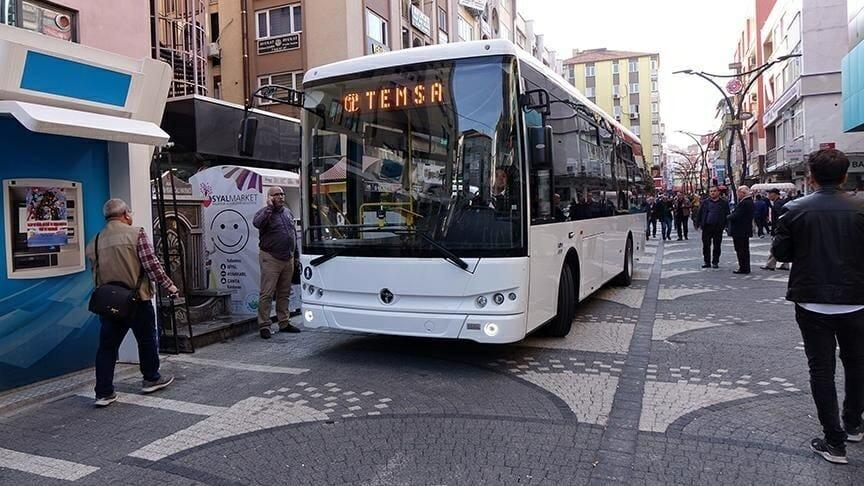 شركة تركية تصدر حافلات كهربائية إلى السويد