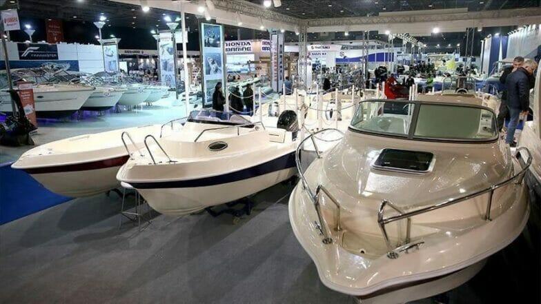 تركيا.. زيادة صادرات السفن 25.3 بالمئة في 10 أشهر