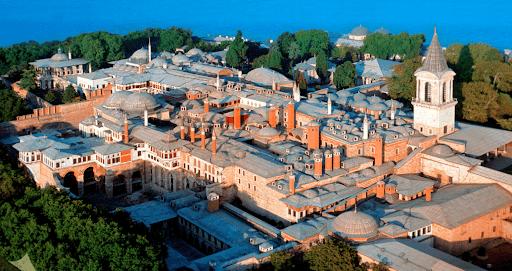 unnamed - قصر (توب كابي).. مركز الحكم لأربع قرون