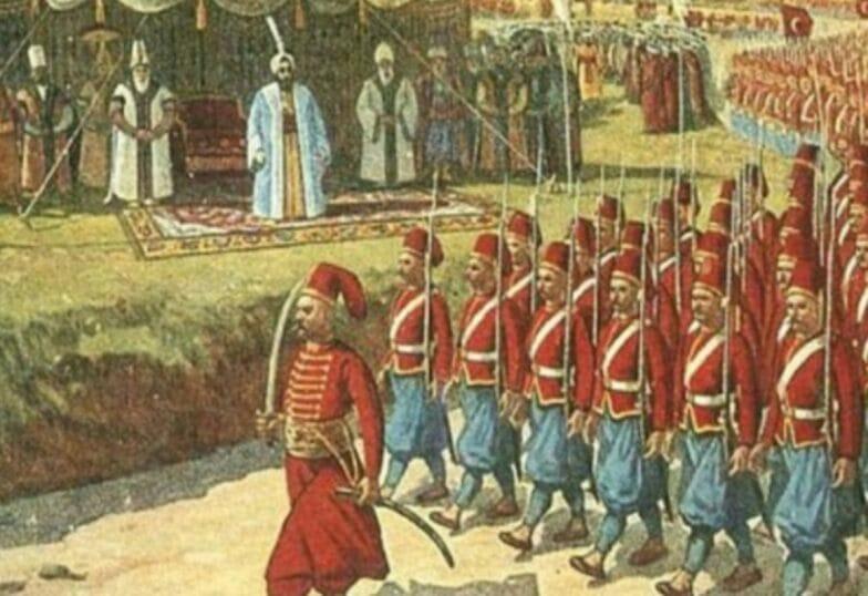 الدول التي كانت خاضعة للحماية العثمانية