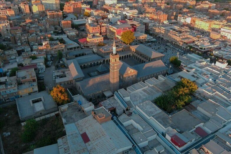 """""""أولو جامع"""".. درّة ديار بكر التركية منذ خلافة عمر"""