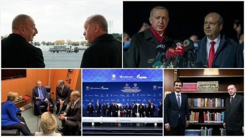 رغم كورونا.. أجندة حافلة للرئيس أردوغان في 2020