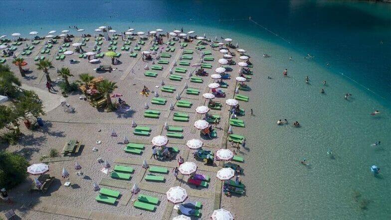 أنطاليا تستقبل 3.4 ملايين سائح في 11 شهرا