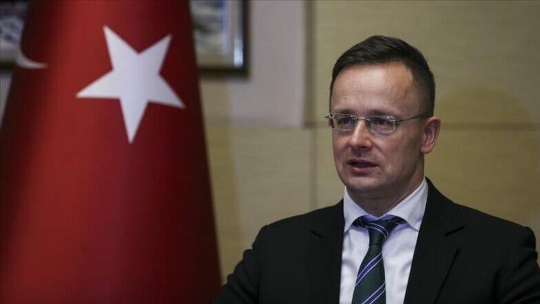 وزير خارجية المجر: تركيا شريك استراتيجي للاتحاد الأوروبي