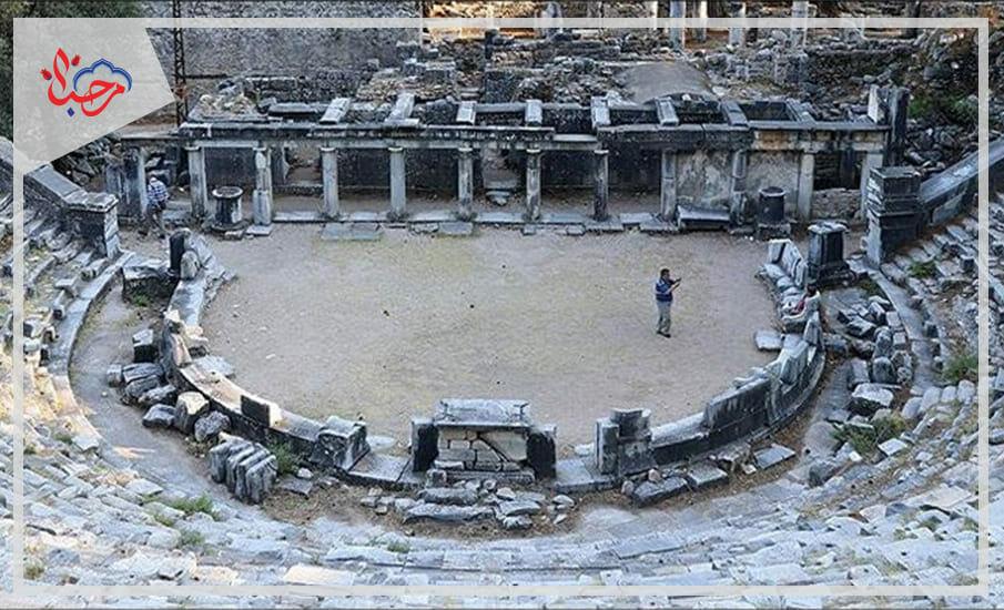 1 5 - بعض من المعالم الأثرية الهامة في تركيا