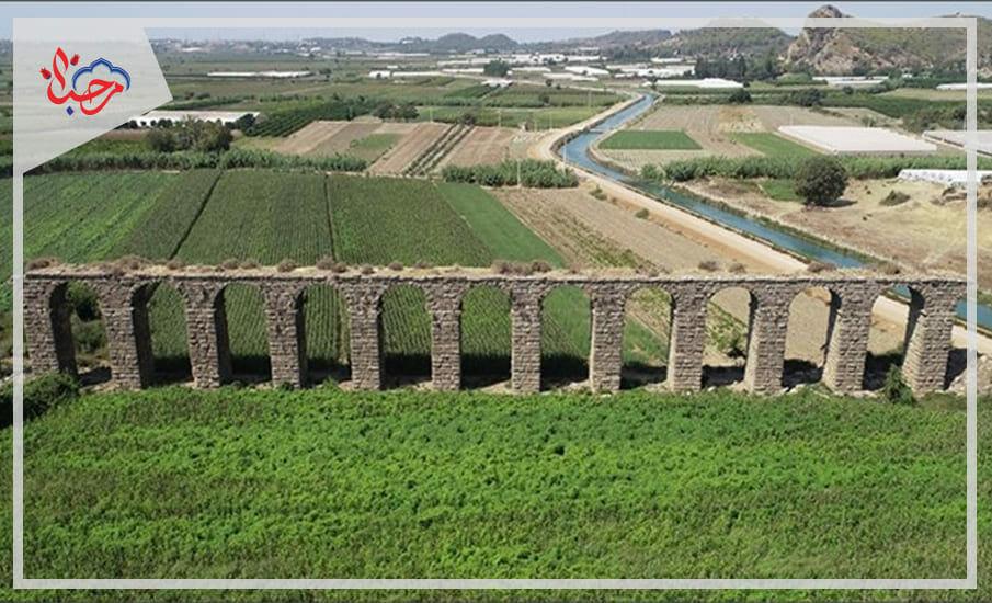 2 2 - بعض من المعالم الأثرية الهامة في تركيا