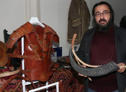 إحياء التراث العثماني، من خلال نشر صناعة القوس والسهم