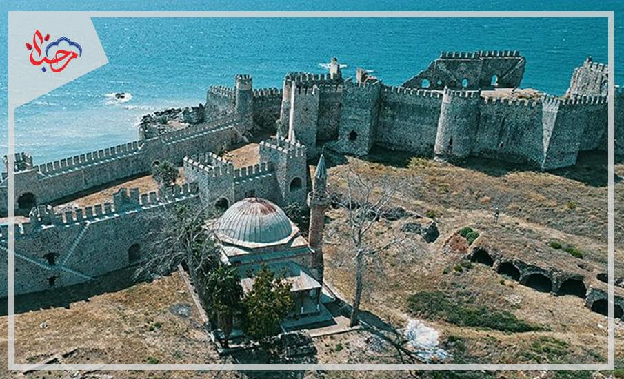 4 1 - بعض من المعالم الأثرية الهامة في تركيا