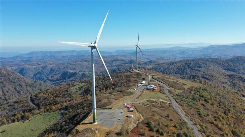 """زيادة عدد محطات طاقة الرياح في """"أوردو"""" التركية"""
