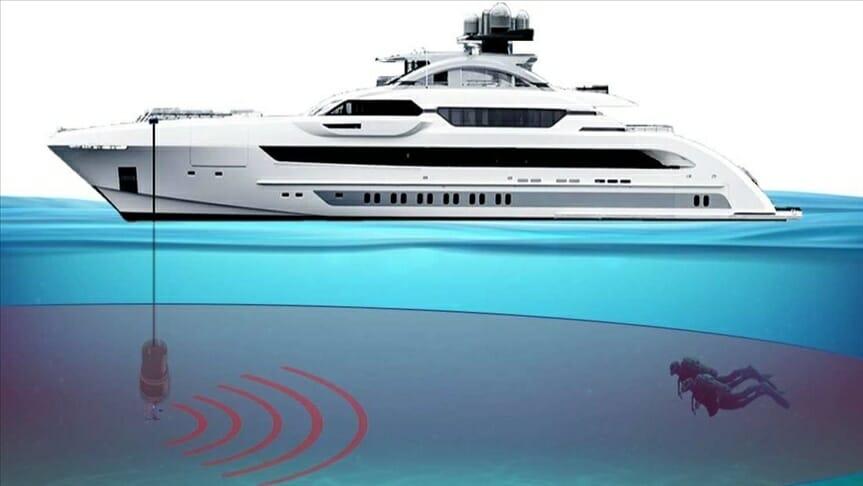"""""""سونار"""" بحري محلي لتأمين السفن والمنشآت الاستراتيجية"""