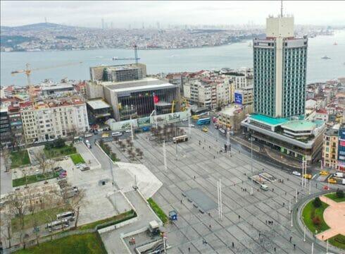 """""""أتاتورك الثقافي"""".. تحفة معمارية وسط إسطنبول قريبا"""