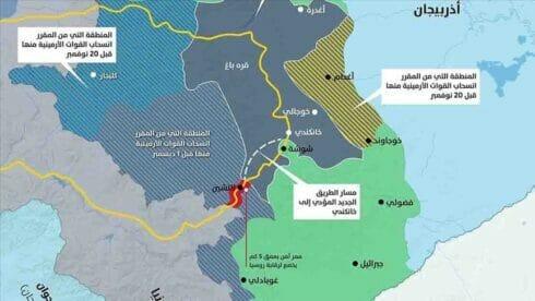 ممر ناختشيفان.. فرصة لتعزيز التجارة بين تركيا وكازاخستان