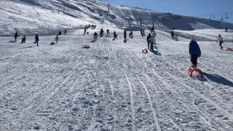السياحة الشتوية.. أنطاليا التركية بانتظار محبي التزلج