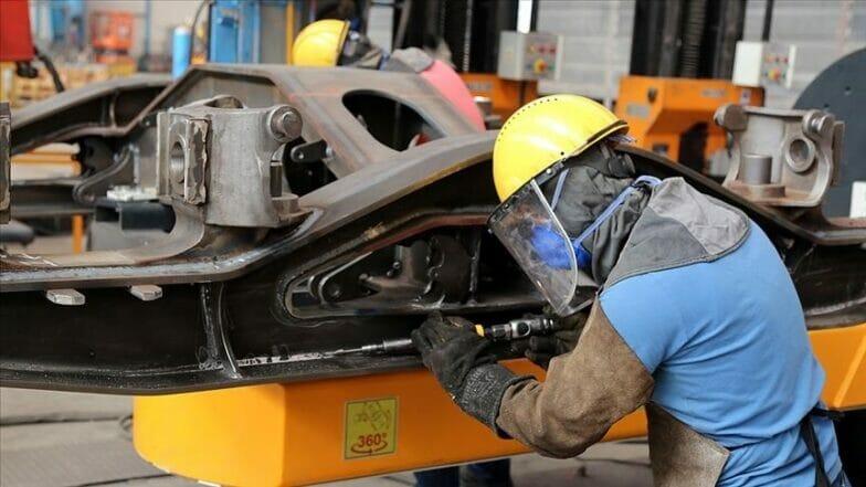 ارتفاع مؤشر الإنتاج الصناعي 11 بالمئة في نوفمبر 2020