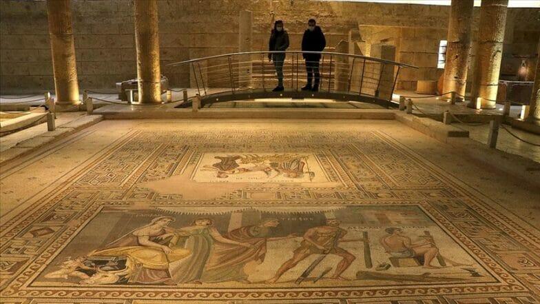 متحف الموزاييك في غازي عنتاب