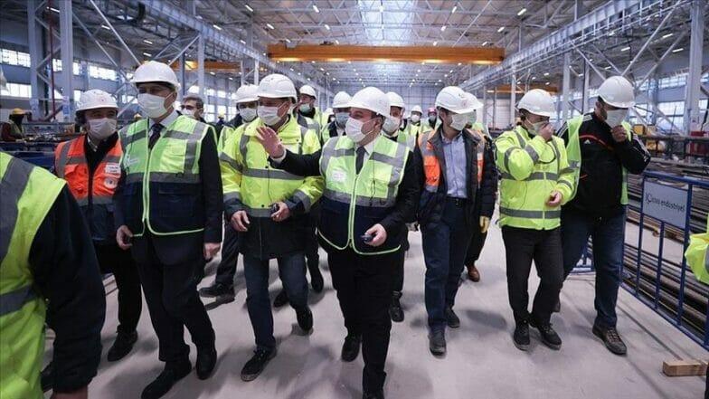 إنتاج الكهرباء من المحطة النووية يبدأ في 2023