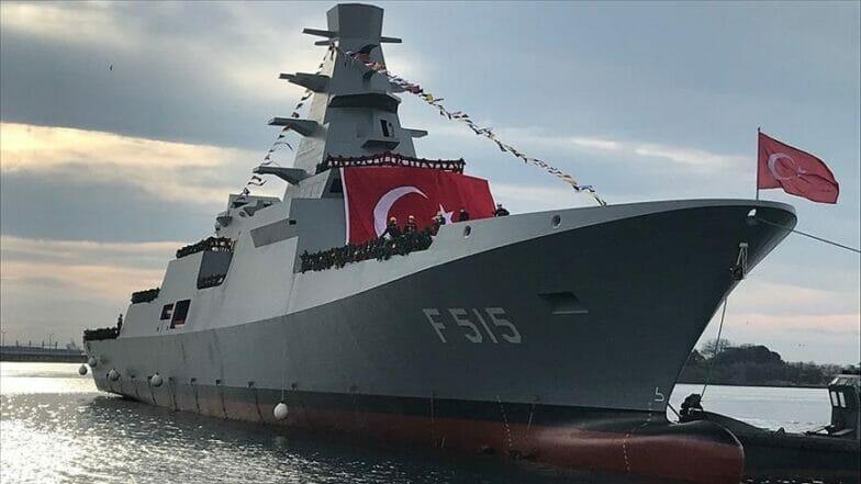 """الفرقاطة """"إسطنبول"""".. ذروة الصناعات الدفاعية التركية"""