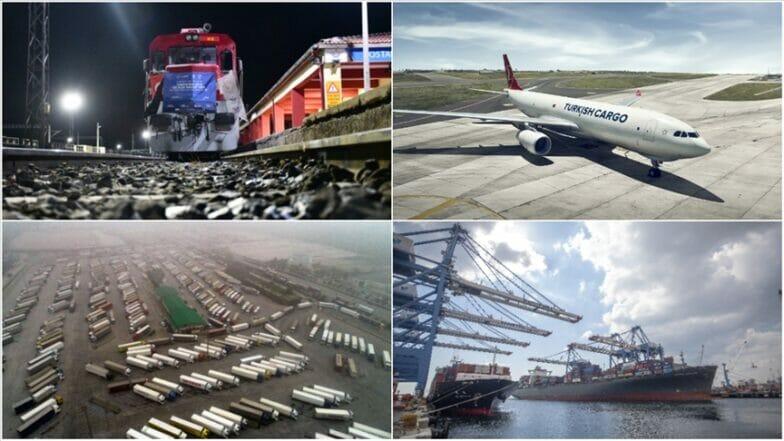 """""""تركيا""""توسع مشاريع النقل والانفتاح الى آسيا وأوروبا"""