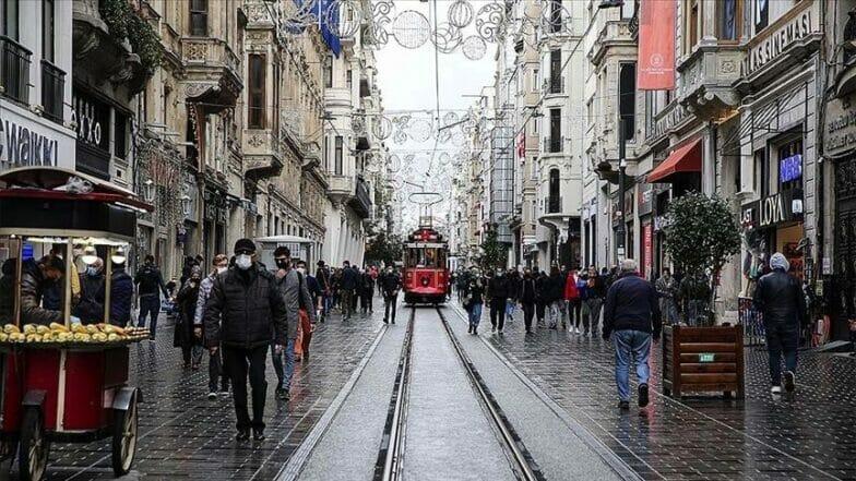 عدد سكان تركيا يتجاوز 83.6 مليونا في 2020