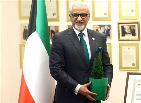 بمناسبة العيد الوطني.. سفير الكويت بأنقرة يقدم 1600 شتلة لتركيا