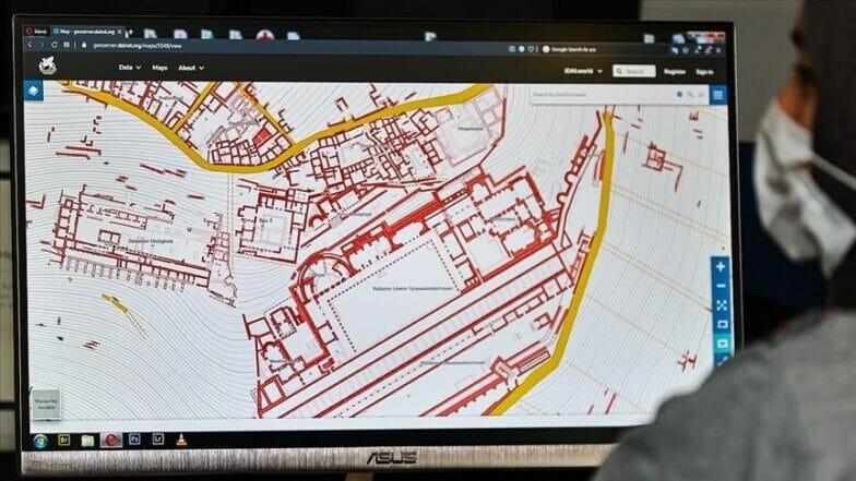 """مدينة """"برغاما"""" الأثرية تدخل العالم الرقمي"""