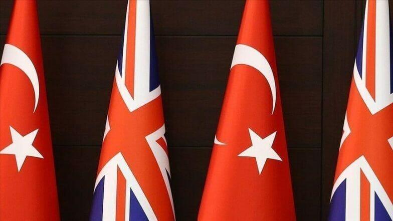بريطانيا: نهدف لتعزيز التعاون مع تركيا في التجارة والتكنولوجيا