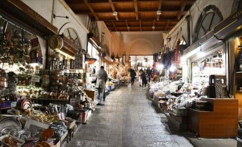 بازار مرعش التاريخي.. حرف تركية تقليدية تقاوم الاندثار