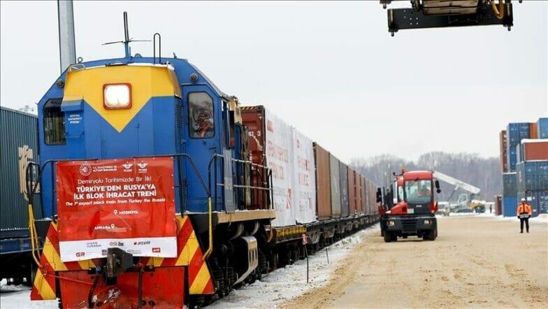 انتعاش مرتقب للتجارة بين تركيا وروسيا