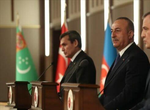 إعلان مشترك بين تركيا وأذربيجان وتركمانستان لتعزيز تعاونهم بمختلف المجالات