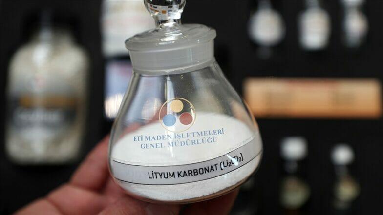 ثورة الليثيوم في تركيا