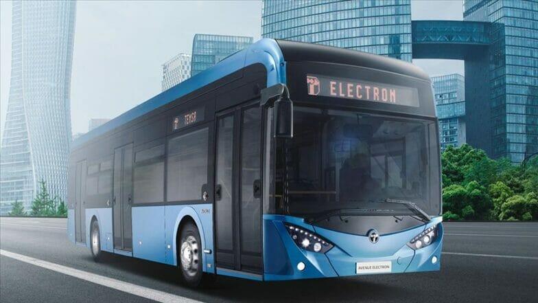شركة تركية تستعد لتسليم رومانيا حافلات كهربائية نهاية 2021