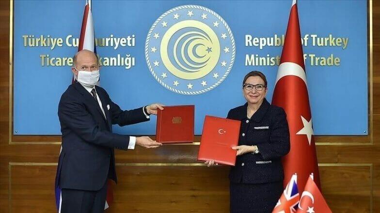 مسؤول بريطاني: تركيا وجهة مفضلة لمستثمرينا
