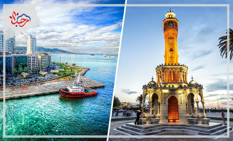 في إزمير - السياحة في تركيا.. وأهم 4 مدن سياحية تبدأ سياحتك منها