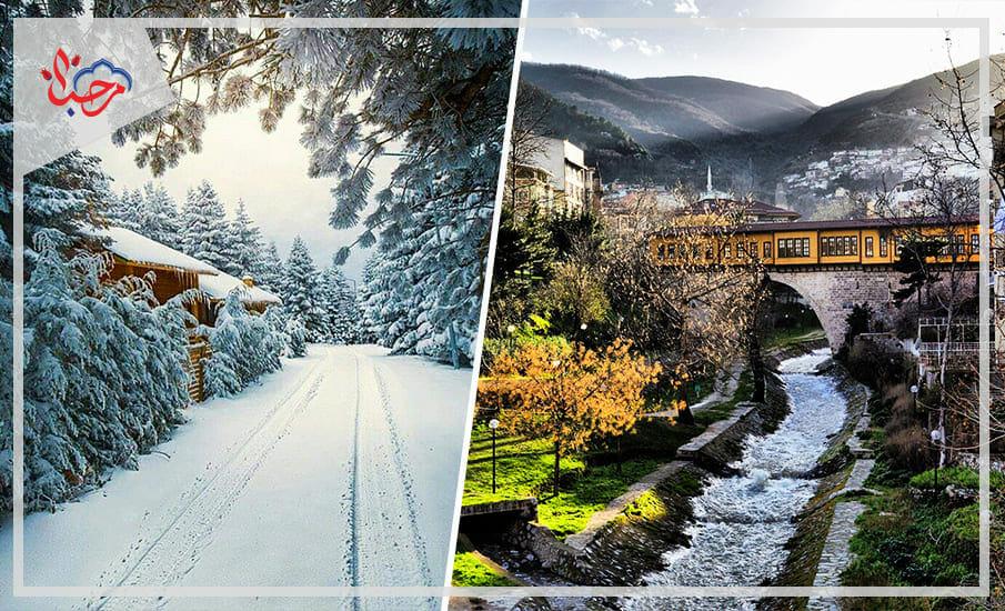 في بورصة - السياحة في تركيا.. وأهم 4 مدن سياحية تبدأ سياحتك منها