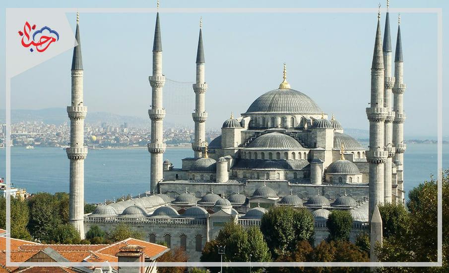 السلطان أحمد - السياحة في تركيا.. وأهم 4 مدن سياحية تبدأ سياحتك منها