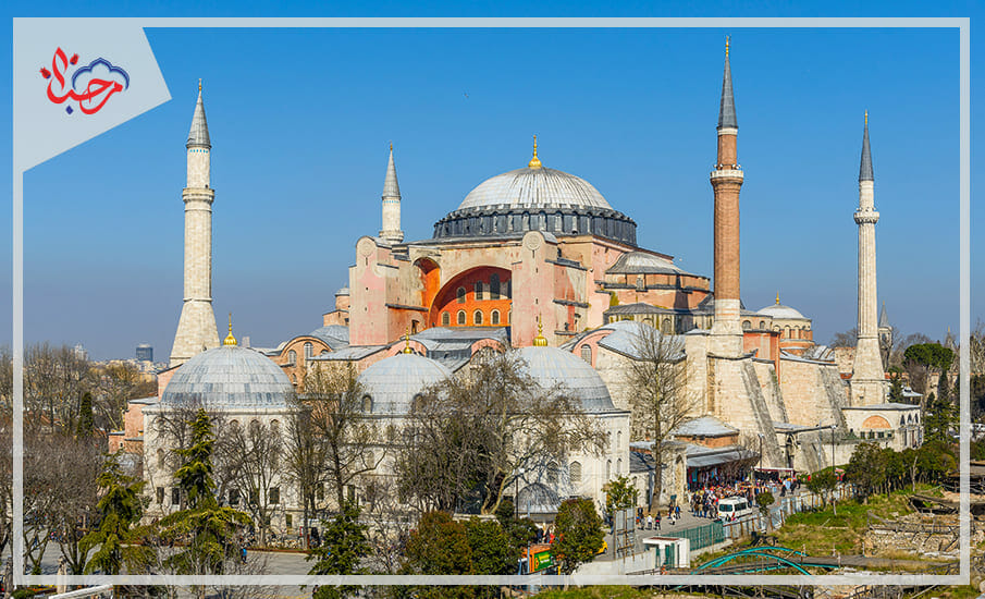 أيا صوفيا الكبير - السياحة في تركيا.. وأهم 4 مدن سياحية تبدأ سياحتك منها