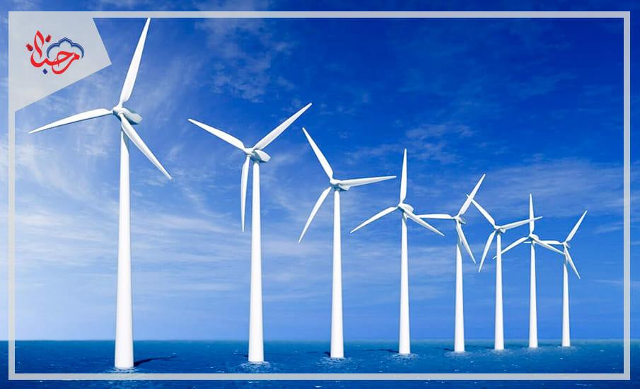 هوائية في البحر - 5 حقائق عن طاقة الرياح في تركيا