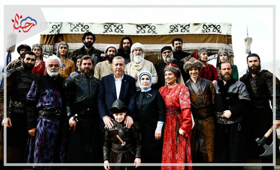 قيامة أرطغرل وقيامة عثمان مسلسلين أحيا تاريخ العالم الإسلامي واتهما بالسياسية