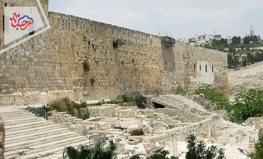 القدس 1 - أسوار ومعالم القدس العتيقة تستذكر تاريخ السلطان سليمان القانوني