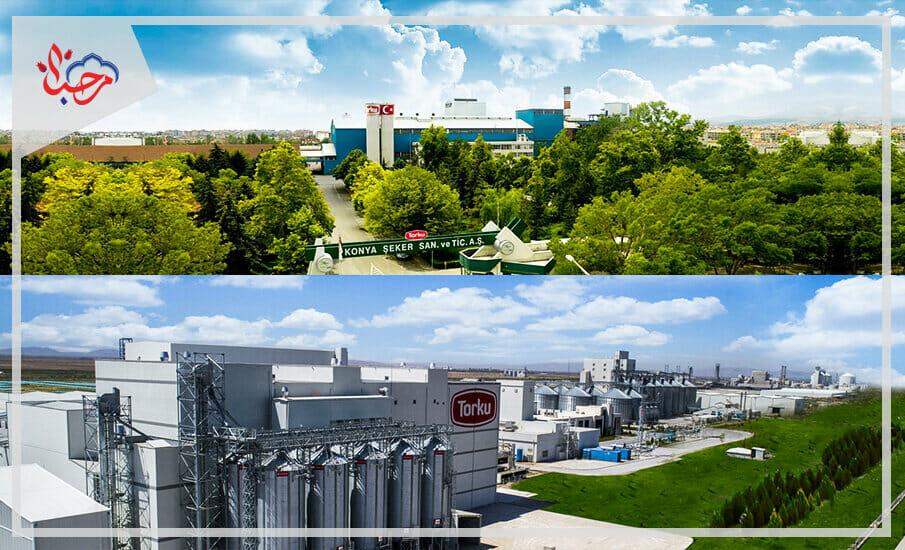 مصانع في قونية 1 - قونية التركية مقصد سياحي وقوة اقتصادية متصاعدة