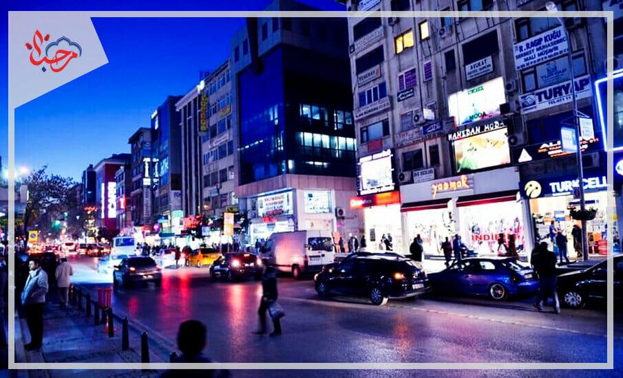 1 - شارع بغداد في إسطنبول شارع يحيى في أزقته فتح بغداد وقصص البشوات