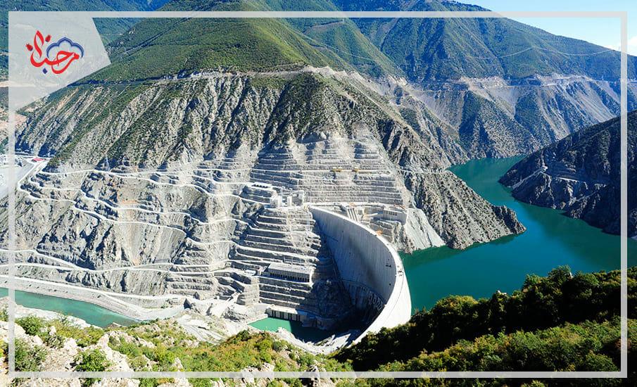 - الطاقة الكهرومائية في تركيا الماء في خدمة الرفاه