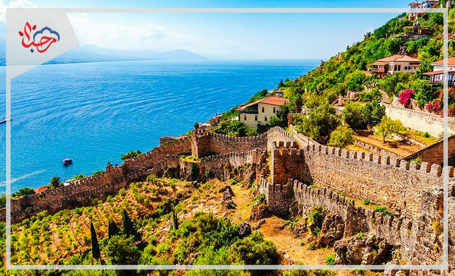 2ضقلا - أفضل الأوقات لزيارة تركيا 2021   أفضل أوقات السفر إلى تركيا