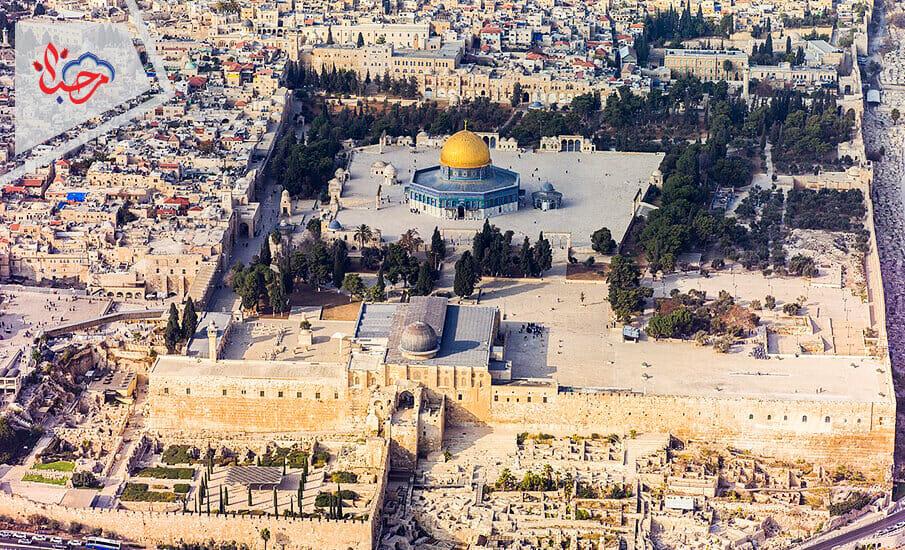 الأقصى وقبة الصخرة 1 - أسوار ومعالم القدس العتيقة تستذكر تاريخ السلطان سليمان القانوني