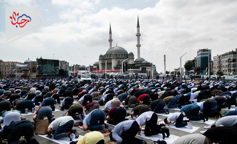 تقسيم 1 - المعارضة التركية حرب ضروس على أردوغان من آيا صوفيا إلى قناة إسطنبول