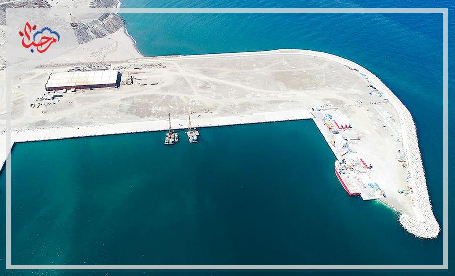 حلم مشروع ميناء فيليوس البحري