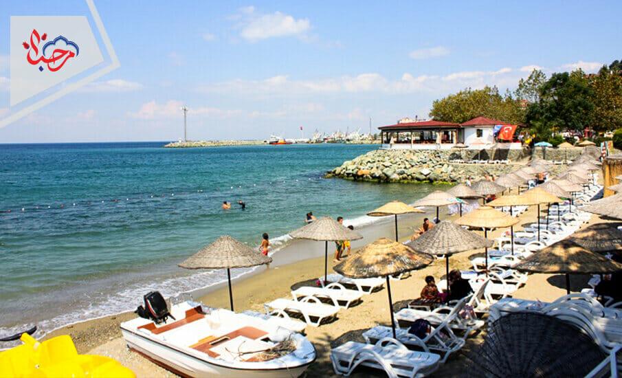 شاطئ إيسنكوي Esenköy