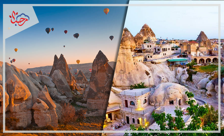Kapadoky - ما هي أفضل الأماكن السياحية في تركيا للرحلات السياحية العائلية 2021 ؟