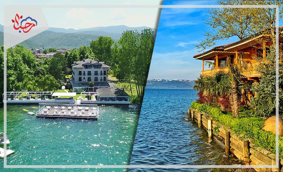 Sapanca - ما هي أفضل الأماكن السياحية في تركيا للرحلات السياحية العائلية 2021 ؟